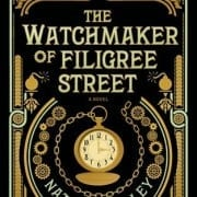 Buchcover The Watchmaker of Filigree Street