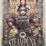 Buchcover Steampunk