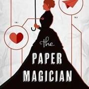 Buchcover Paper Magician
