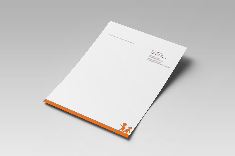 Visitenkarte Und Briefbogen Verfahrensbeistand